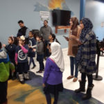 1st and 2nd Grade Field Trip to SeaQuest
